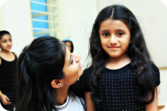 swara and zara
